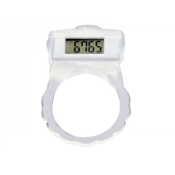ANILLO CONTADOR SEX COUNTER FITNESS (TRANSPARENTE)